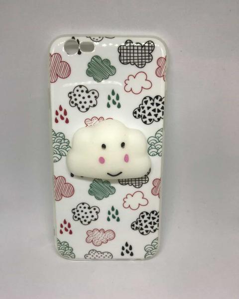 Husa Squishy Cloud iPhone 6/6s 0