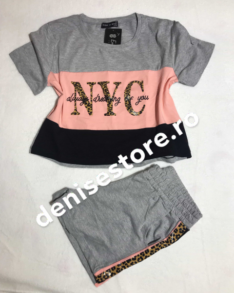 Compleu NYC Pink 0