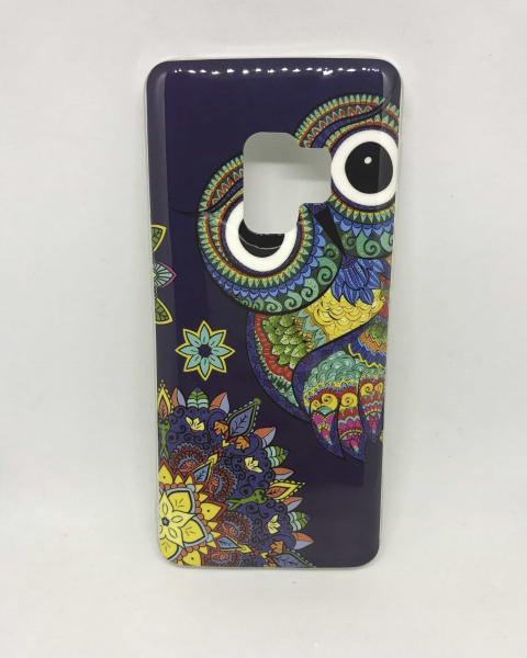 Husa Owl Eyes Samsung Galaxy S9 [0]