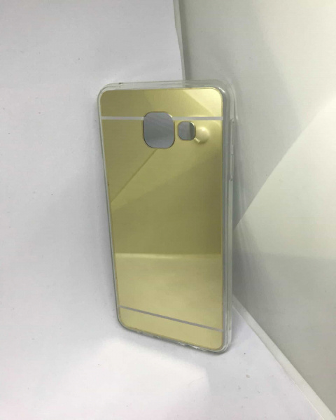 Husa Mirror Gold Samsung A3 2016 0