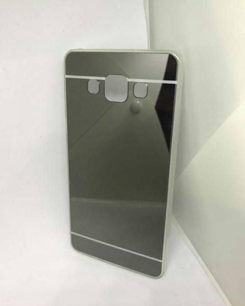 Husa Mirror Gray Samsung Galaxy A5 2015 [0]