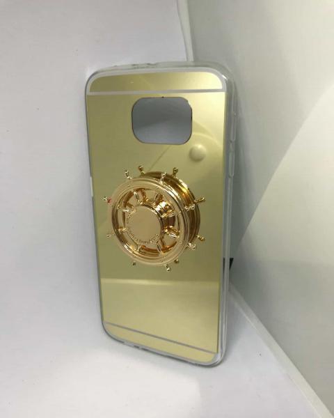 Husa Mirror Spinner Samsung Galaxy S6 [0]