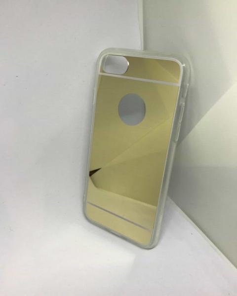 Husa Mirror Gold iPhone 7 / iPhone 8 0