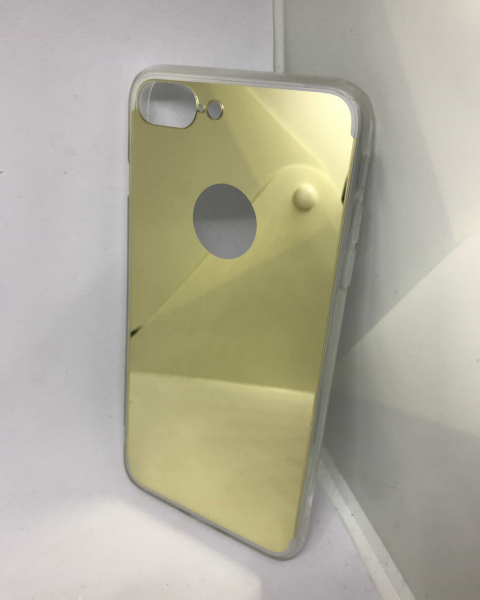 Husa Mirror Gold iPhone 7 Plus / iPhone 8 Plus 0