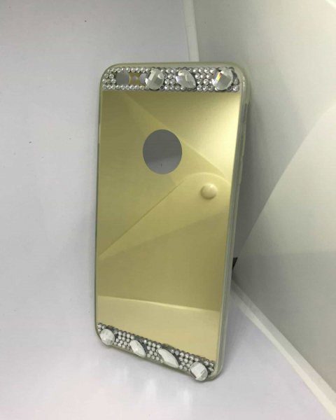 Husa Mirror Gold iPhone 6 Plus/ 6s Plus 0