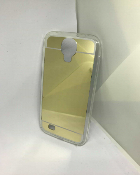 Husa Mirror Gold Samsung Galaxy S4 0