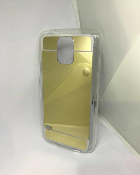 Husa Mirror Gold Samsung S5/S5 Neo 0