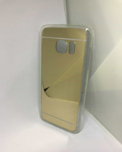 Husa Mirror Gold Samsung Galaxy S7 0