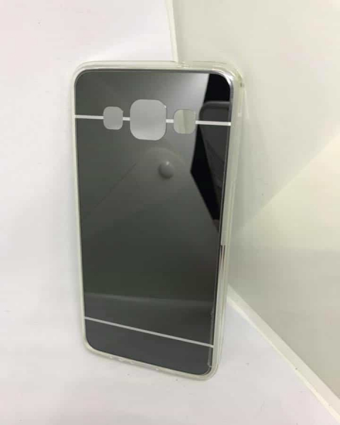 Husa Mirror Gray Samsung Galaxy A3 2015 0