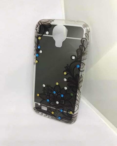 Husa Mirror Henna Samsung Galaxy S4 0