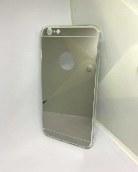 Husa Mirror Silver iPhone 6 Plus/ 6s Plus 0