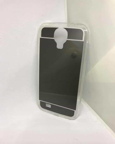 Husa Mirror Gray Samsung Galaxy S4 0