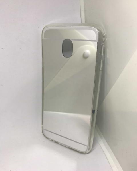 Husa Mirror Silver Samsung Galaxy J3 2017 [0]