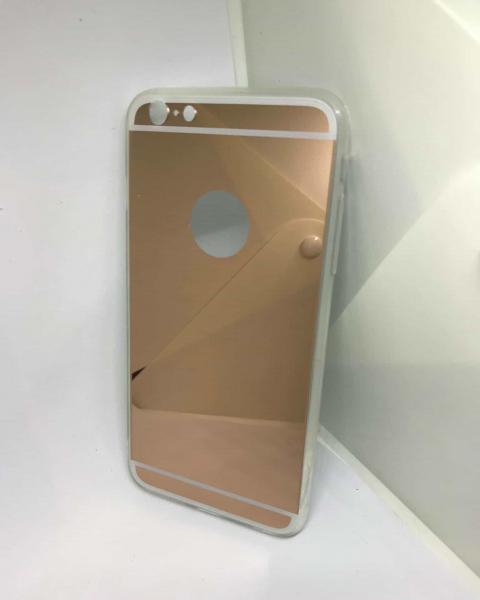 Husa Mirror Rose iPhone 6 Plus/ 6s Plus 0