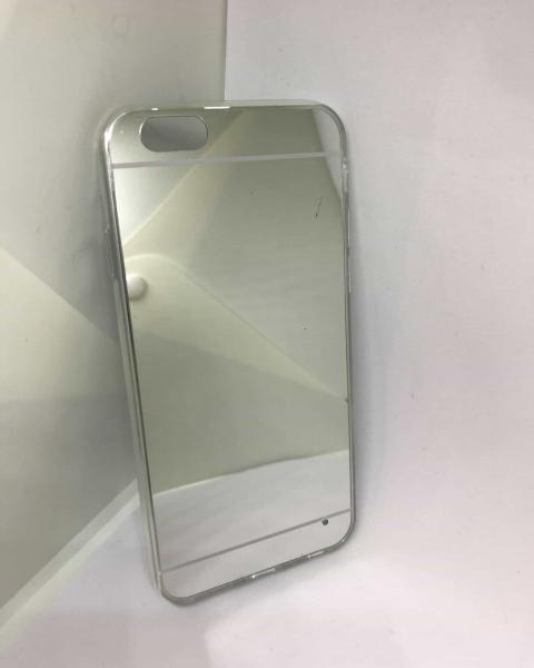 Husa Mirror Silver iPhone 6/6s 0