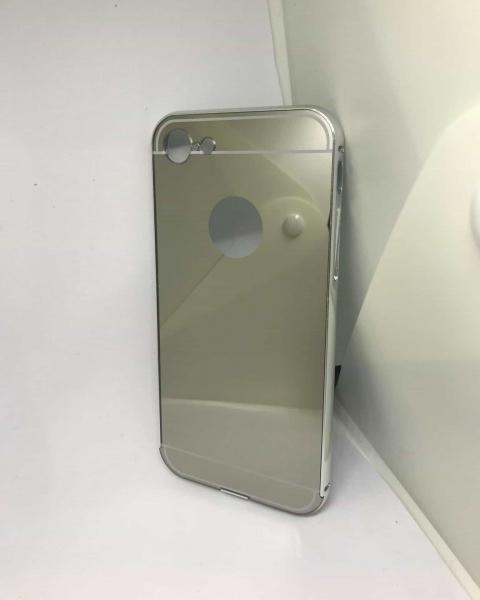Husa Mirror Silver iPhone 7 / iPhone 8 0