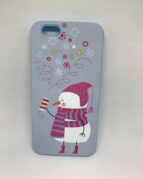 Husa Snowman iPhone 6/6s 0