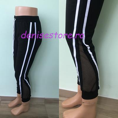 Pantaloni Plasa Black [0]