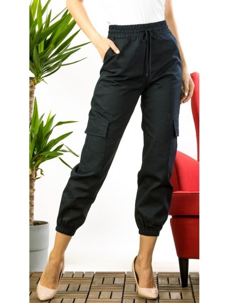 Pantaloni Cargo Bleumarin 0