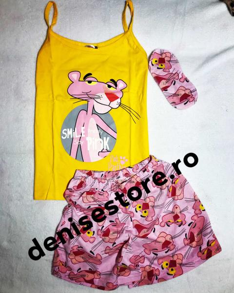 Pijama Yellow Panthera 0