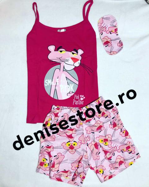 Pijama Pink Panthera 0