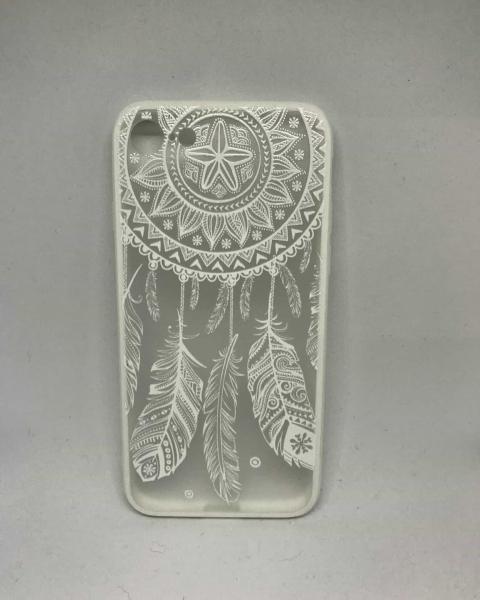 Husa Henna Pene White iPhone 7 / iPhone 8 0