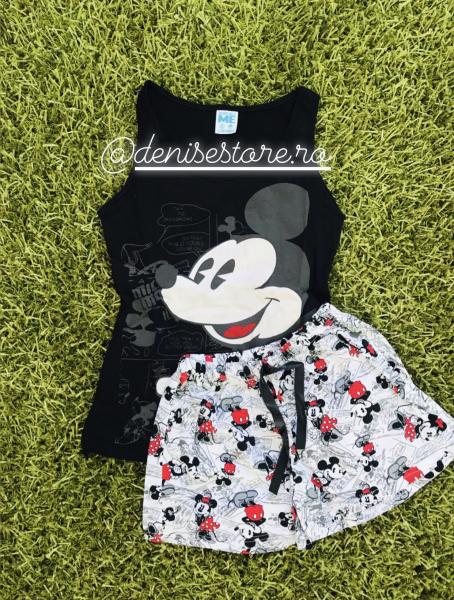 Pijama Mickey Black 0