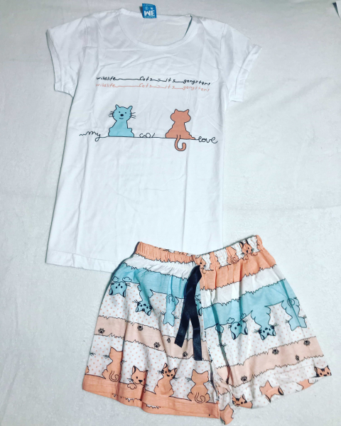 Pijama Cats 0