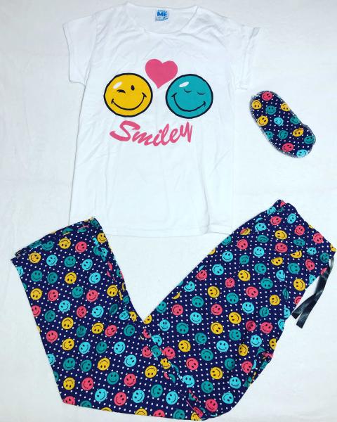 Pijama Smiley 0