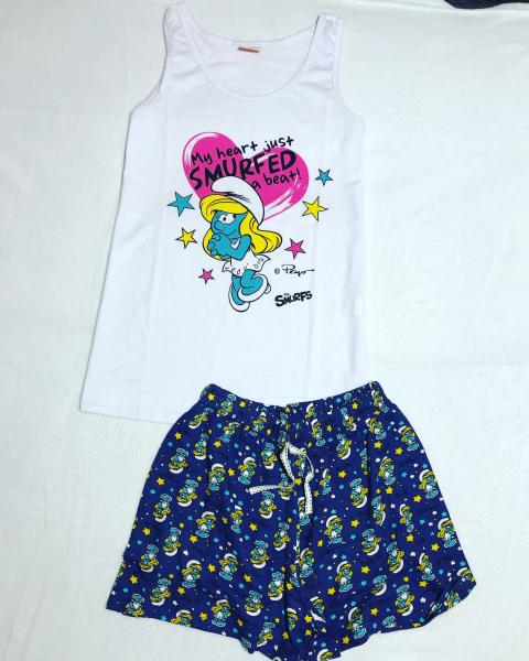 Pijama Smurf [0]