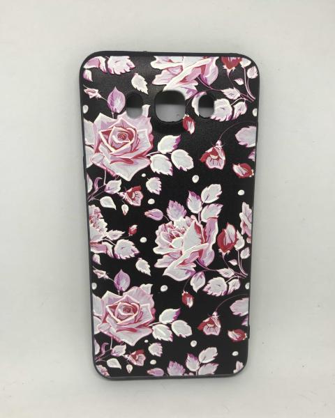 Husa Pink Roses Samsung Galaxy J7 2016 [0]