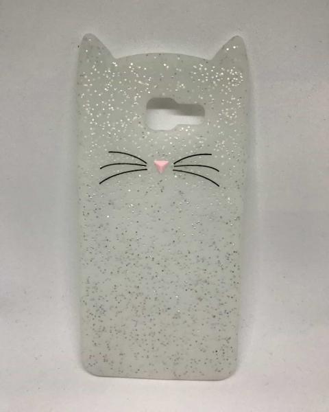 Husa 3D Cat Gray Samsung Galaxy A5 2016 0
