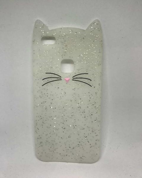 Husa 3D Cat Huawei P10 Lite 0