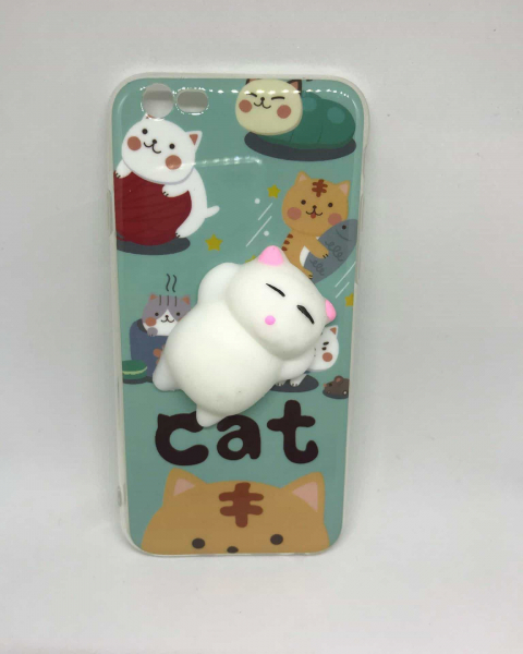 Husa Squishy Cat iPhone 6/6s 0