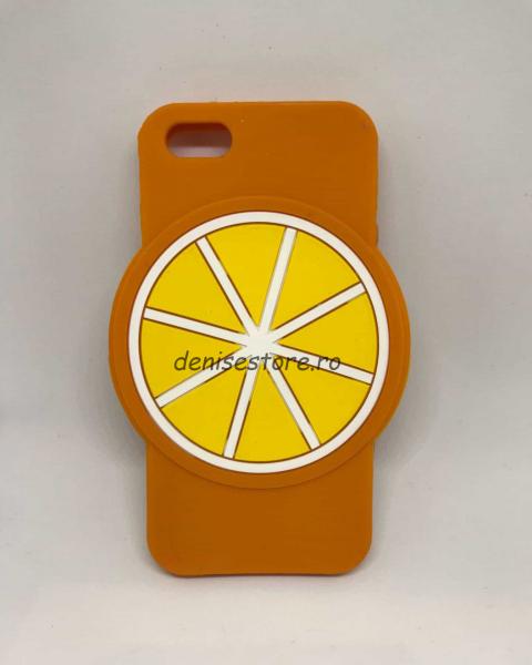 Husa Orange iPhone 5/5s/SE 0