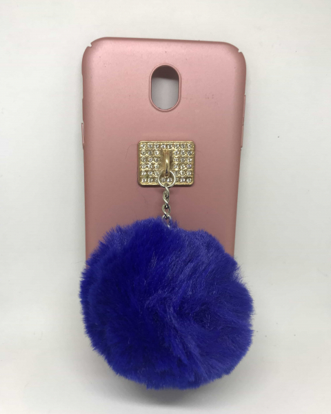 Husa Puf Blue Samsung Galaxy J7 2017 0