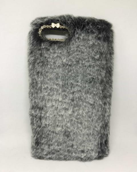 Husa Puf Gray iPhone 7 Plus / iPhone 8 Plus 0
