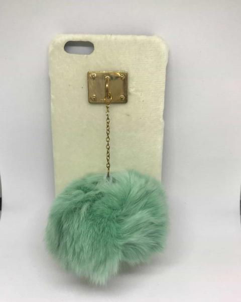 Husa Puf Mint iPhone 6 Plus/ 6s Plus [0]