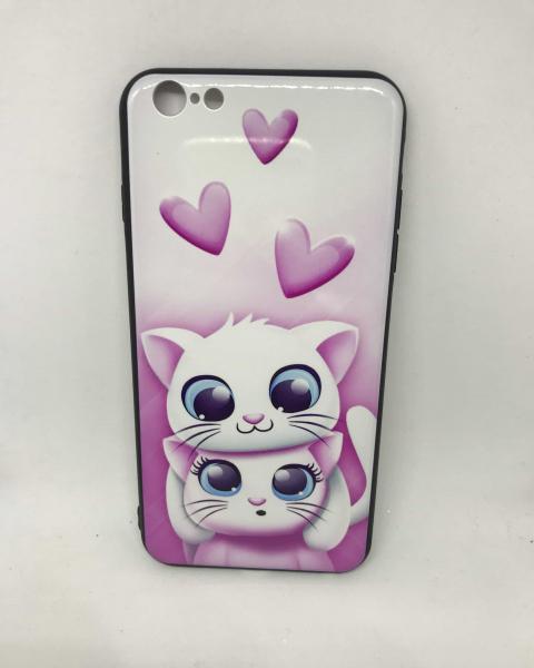 Husa Loving Cats iPhone 6 Plus/ 6s Plus [0]