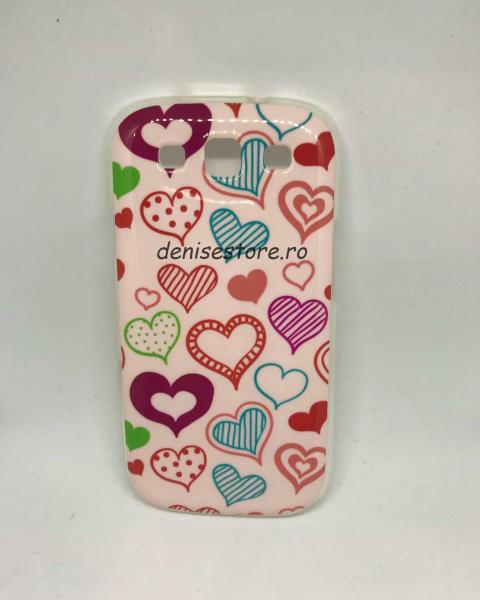 Husa Hearts Samsung S3/S3 Neo 0