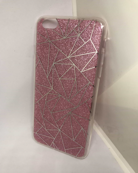 Husa Lines Pink iPhone 6 Plus/ 6s Plus 0