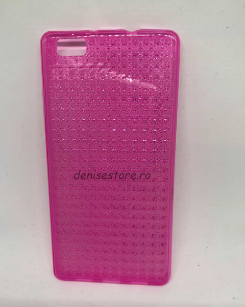 Husa Simple Pink Huawei P8 Lite 2016 [0]