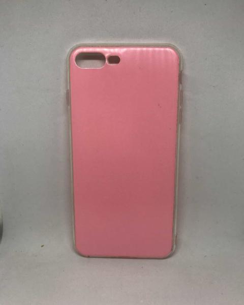Husa Simple Pink iPhone 7 Plus / iPhone 8 Plus [0]