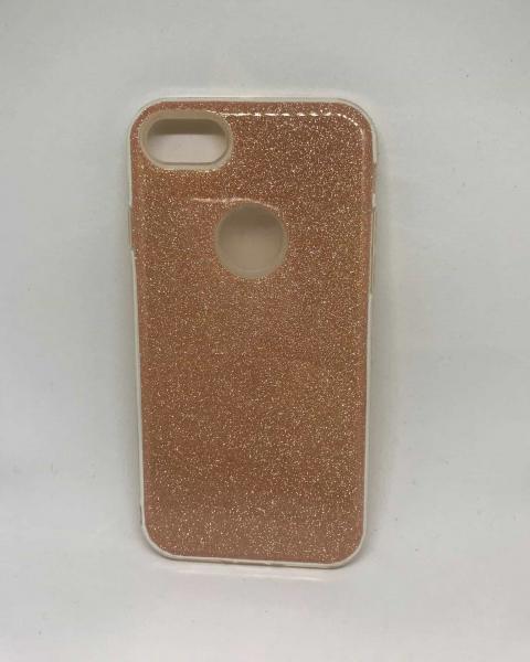 Husa Glitter Rose Gold iPhone 7 / iPhone 8 0