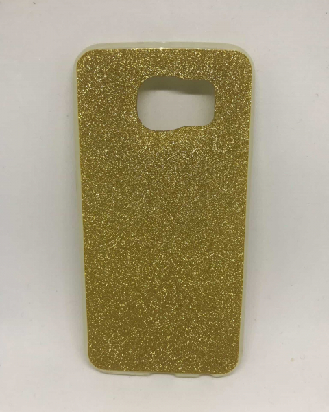 Husa Glitter Gold Samsung Galaxy S6 0