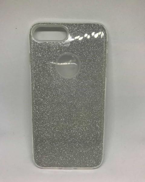 Husa Glitter Silver iPhone 7 Plus / iPhone 8 Plus 0