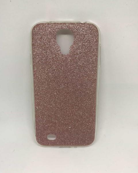 Husa Glitter Pink Samsung Galaxy S4 0