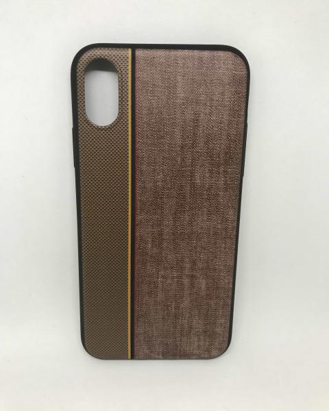 Husa Soft Brown iPhone X / XS 0