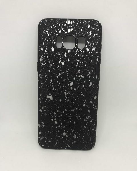 Husa Spalsh White Samsung Galaxy S8 0