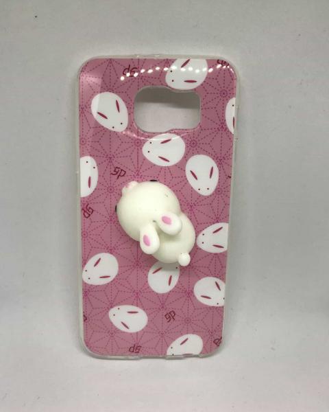 Husa Squishy Rabbit Samsung Galaxy S6 [0]